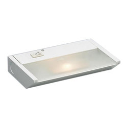 Kichler Lighting - Kichler Lighting - 12012WH - Two Light Undercabinet - Rely on the Kichler Direct Wire XE Series where you need warm, natural task lighting at a great price. Xenon technology makes it efficient and long-lasting.