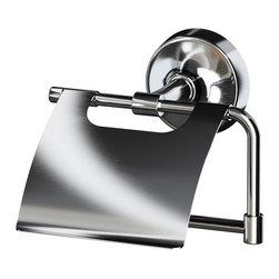 S Fager/E Strandmark - MOGDEN Toilet roll holder - Toilet roll holder, stainless steel