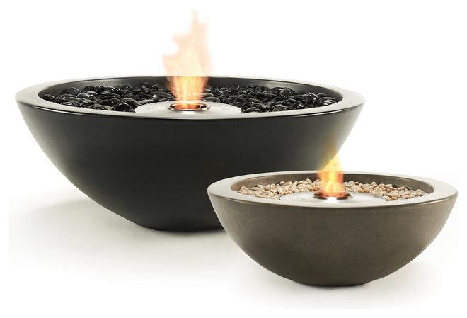 Modern Firepits by EcoSmart Fire