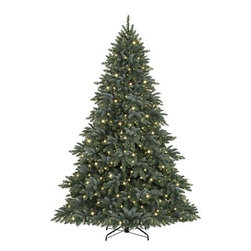 Timbercrest Fir Christmas Tree - A VISION OF THE OREGON MOUNTAIN RANGE