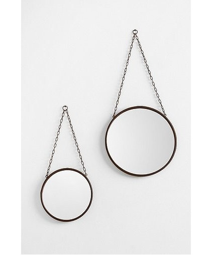 Modern Mirrors by Urban Outfitters