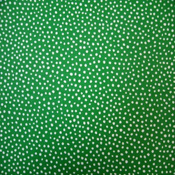 """SheetWorld - SheetWorld Fitted Pack N Play Sheet - Forest Green Fun Dots - Made in USA - This luxurious 100% cotton """"woven"""" pack n play (large) sheet features a forest green fun dots print. Our sheets are made of the highest quality fabric that's measured at a 280 tc. That means these sheets are soft and durable. Sheets are made with deep pockets and are elasticized around the entire edge which prevents it from slipping off the mattress, thereby keeping your baby safe. These sheets are so durable that they will last all through your baby's growing years. We're called sheetworld because we produce the highest grade sheets on the market today. Size: 29.5 x 42."""