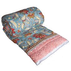 Eclectic Quilts And Quilt Sets by Juliet Pegrum Design
