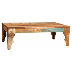 eclectic coffee tables by mortisetenon.com