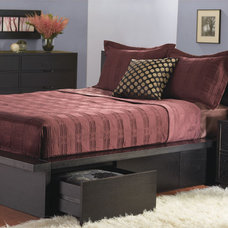 Contemporary Bedroom by Dania Furniture
