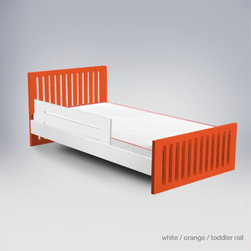 ducduc - Alex Classic Bed Youth Rail - Alex Classic Bed Youth Rail