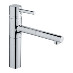 Grohe - Grohe 32170000 Chrome Essence One Handle Pulldown Kitchen Faucet - Grohe 32170000 Chrome Essence one handle Pulldown Kitchen Faucet