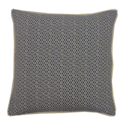 Jiti - Jiti Equis Pillow - Expressive colors, dynamic patterns and diverse materials in conjunction with clean, modern design - this is Jiti.