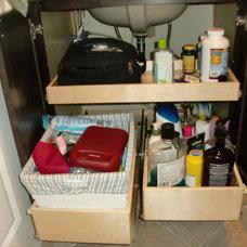 Bathroom Storage by ShelfGenie of Portland