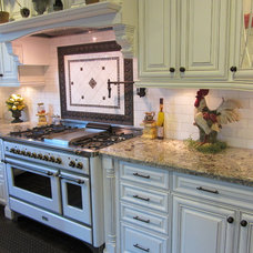 Traditional Gas Ranges And Electric Ranges ILVE Range