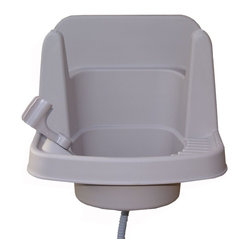 Outdoor Garden Sink 16""