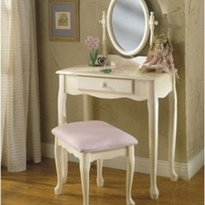 Contemporary Makeup Mirrors by Sister Furniture