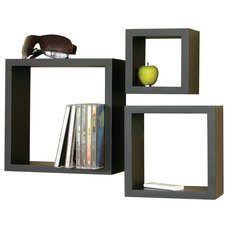 Contemporary Wall Shelves by Welland Industries LLC