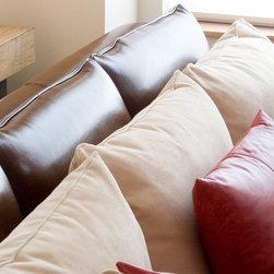 Pillow Color-coordination -