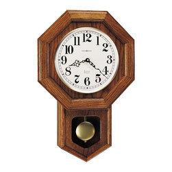Howard Miller - Howard Miller Dual Chime Vintage Wall Clock | KATHERINE - 620112 Katherine