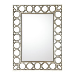 Capital Lighting - Capital Lighting Decorative Mirror X-174253M - Capital Lighting Decorative Mirror X-174253M
