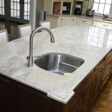 Kitchen Countertops by Tile Design Inspirations
