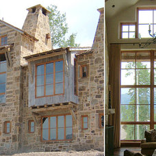 Rustic Windows And Doors by Dynamic Architectural Windows & Doors