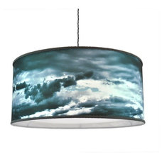 Eclectic Lamp Shades by Mineheart