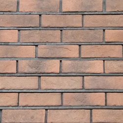 Black Bear - Black Bear Manufactured Stone - Brick Stone - Ledge Only [14.0 sq ft/box] - London Brown / Brick Veneer 14 Sq ft Flat -  Created for use indoors and out, the Brick Stone Collection of manufactured stone veneer is made to cut, size, and install quickly and easily, unlike the painstaking and timely process of laying real bricks.     At BuildDirect, we deliver new and exceptional products every day    Offering advanced molding technology for realism and color accuracy, this manufactured brick system guarantees a clean fit and a finished look. Made from fine concrete, this product is light and easy to work with so that you can get the job right every time.    The Brick Stone Collection of manufactured veneer will save you money. Compared with the level of installation expertise and concrete preparation that is required for a traditional brick product, this veneer makes things simple. You can that ensure it looks fantastic even by installing it yourself, with no professional support needed.    BuildDirect makes it simple to get the products you need at the price you can afford    At BuildDirect, we know that you don't want to spend a lot on home improvement, but you also need the best products on the market at the right price. With its simple installation, the Brick Stone Collection makes it easy to achieve a high-end, stacked stone look all by yourself, every time.     You know you'll get a high level of quality in any interior or exterior design project with BuildDirect's commitment to service and value. With BuildDirect, you'll pay less online for the same product you might find in a retail store, but you'll never sacrifice quality.
