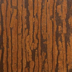 Millstead Dark Exotic Plank Click Cork Flooring - Cork flooring comes in almost any color and variegation that you can imagine. I love these rich, dark and exotic planks. They'll have everyone staring at your gorgeous floors.