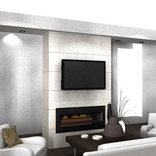 Traditional Rendering by The Design Studio Inc.