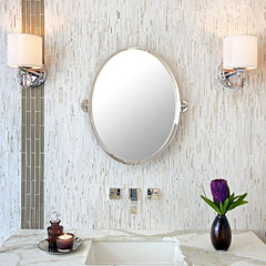 contemporary bathroom tile by Da Vinci Marble