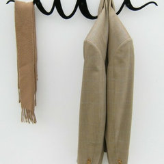 modern hooks and hangers by Strilets