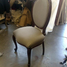 Traditional Dining Chairs by Nefertiti Designs