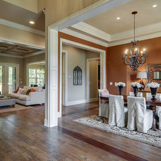 Traditional Dining Room by ARTISTIC BUILDERS LLC