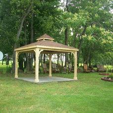 Gazebos by Pine Acres Woodcraft Ltd.