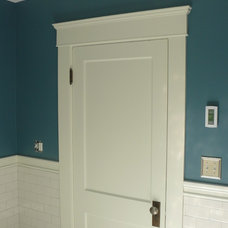 Traditional  by Custom Carpentry