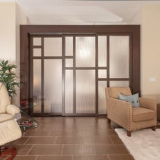 Contemporary Interior Doors by DIVA INTERIOR CONCEPTS
