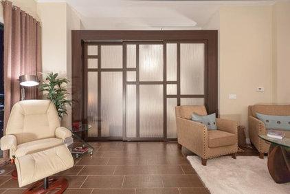 Contemporary Interior Doors by DIVA INTERIOR CONCEPTS