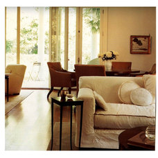 Traditional Living Room by Mark Dodge Design