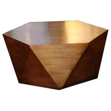 contemporary coffee tables by Mortise & Tenon Custom Furniture Store