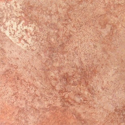 "Red Honed & Filled Travertine Floor tiles 12"" x 12"" - 12"" x 12"" Red Travertine Honed & Filled Travertine Tiles. To offer these low prices, the minimum purchase quantity is 100 tiles."
