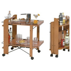 Contemporary Bar Carts by themodernstyle.com