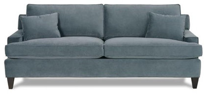 modern sofas by Rowe Furniture