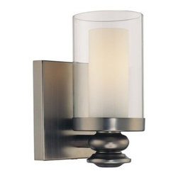 Minka Lavery - Minka Lavery 6360 1 Light ADA Compliant Bathroom Sconce from the Harvard Ct. Col - Single Light ADA Compliant Bathroom Sconce from the Harvard Ct. CollectionFeatures: