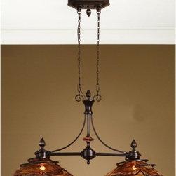 Uttermost - Vitalia Kitchen Island Light - 21225 - Six light chandelier