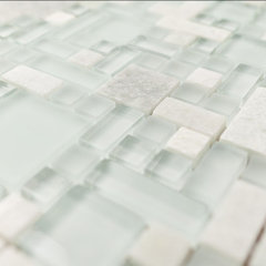 modern bathroom tile by HomeThangs