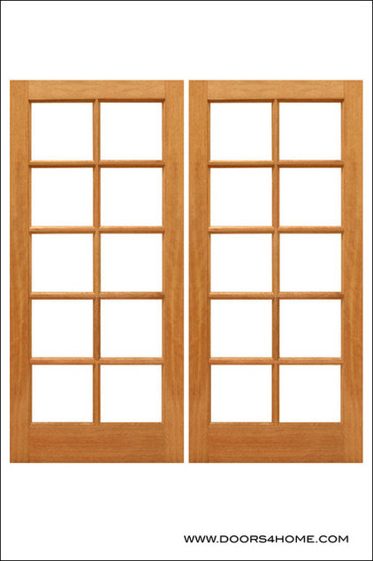 Traditional Patio Doors by Doors4Home