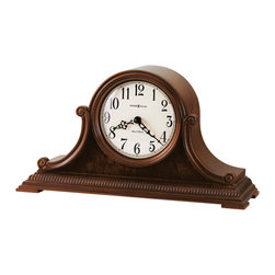 Howard Miller - Howard Miller Dual Chime Windsor Cherry Mantel Clocks |  ALBRIGHT - 635114 ALBRIGHT