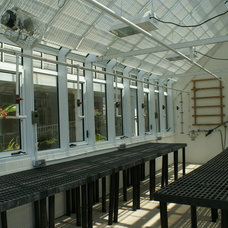 Traditional Greenhouses by Solar Innovations, Inc.