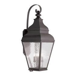 Livex Lighting - Livex Lighting 2607-07 Outdoor Lighting/Outdoor Lanterns - Livex Lighting 2607-07 Outdoor Lighting/Outdoor Lanterns