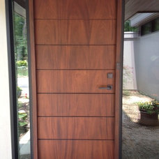 Modern Front Doors by Jonathon Lawrence