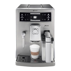Saeco Xelsis Stainless Steel Super Automatic Espresso Machine