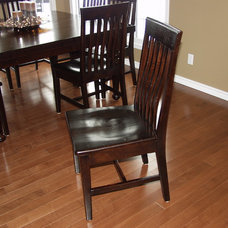 Traditional Dining Chairs by VBS Fine Furniture & Cabinetry