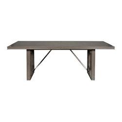 Vanguard Furniture - Vanguard Furniture Seneca Dining Table 9716T-LG - Vanguard Furniture Seneca Dining Table 9716T-LG